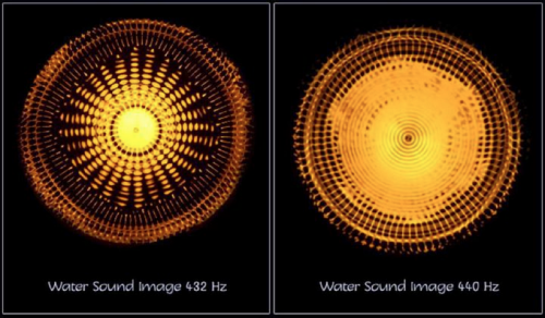 432 Hz WATER (the Creator is YOU) ! Masaru Emoto's experiment