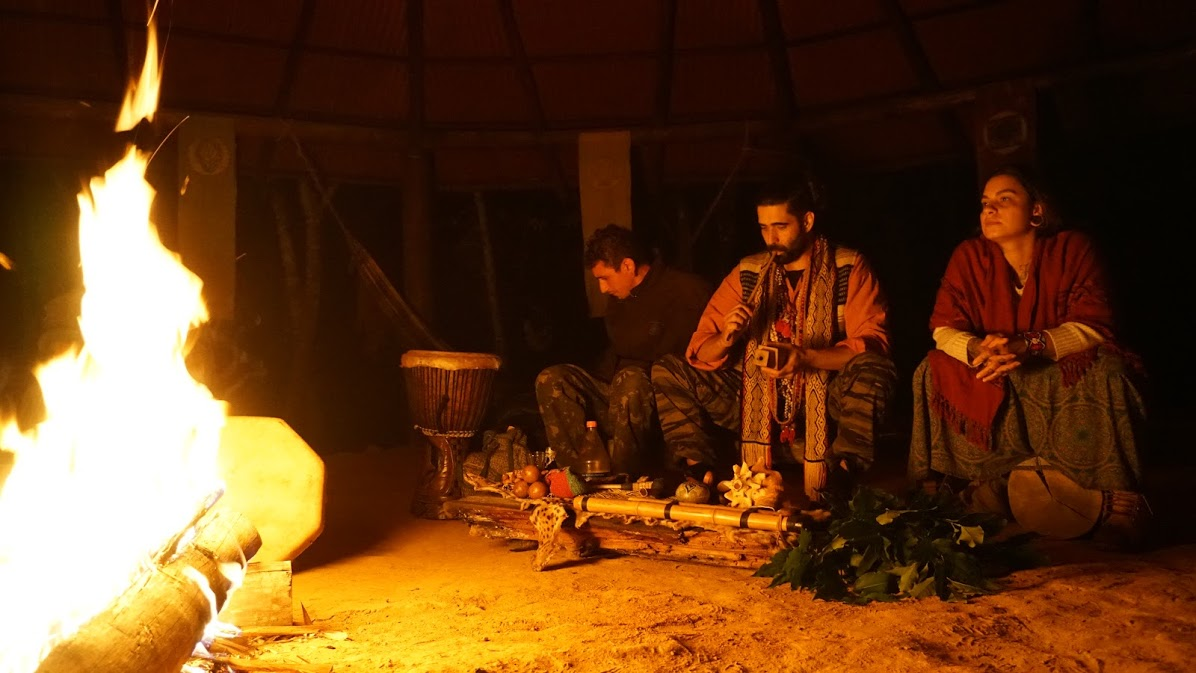 Incontro con Emilio Dias – Sciamanesimo e Santo Daime