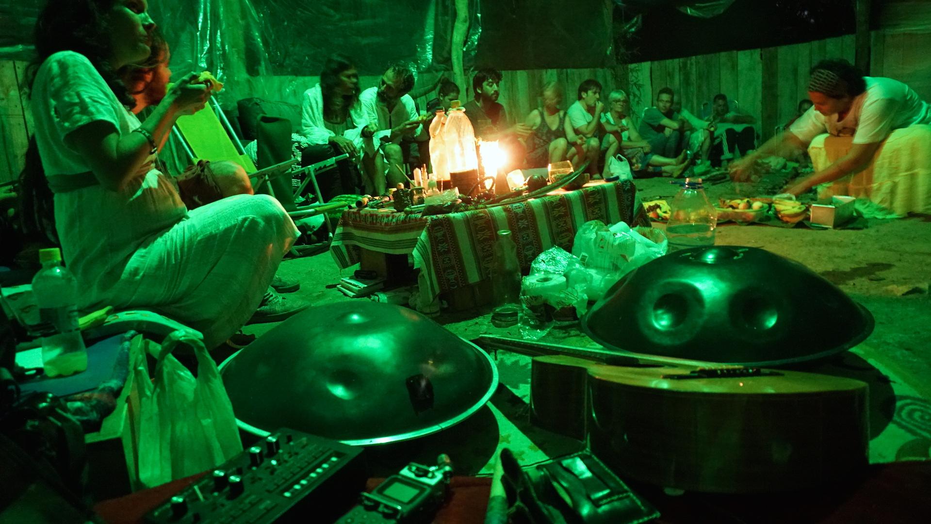 432 Hz Ayahuasca Ceremonies -